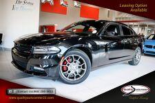 2017 Dodge Charger SXT AWD Nav, Sunroof, Driver Assist 19'' Wheels BlackTop Pkg