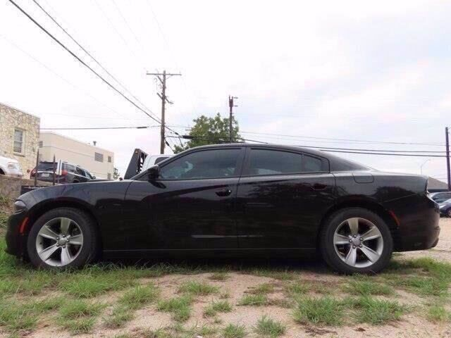 2017 Dodge Charger SXT Marble Falls TX
