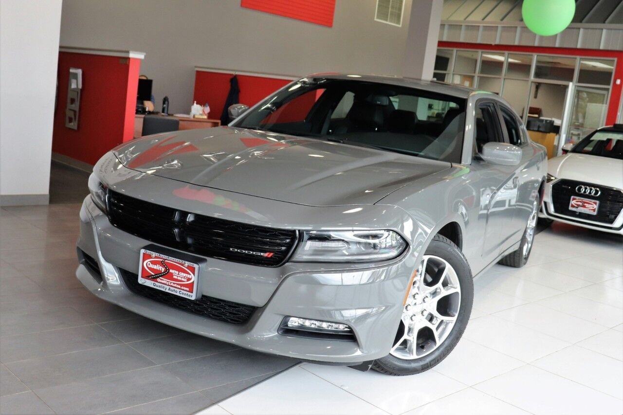 2017 Dodge Charger SXT Quick Order Package Navigation AWD Plus Group Sunroof 1 Owner Springfield NJ