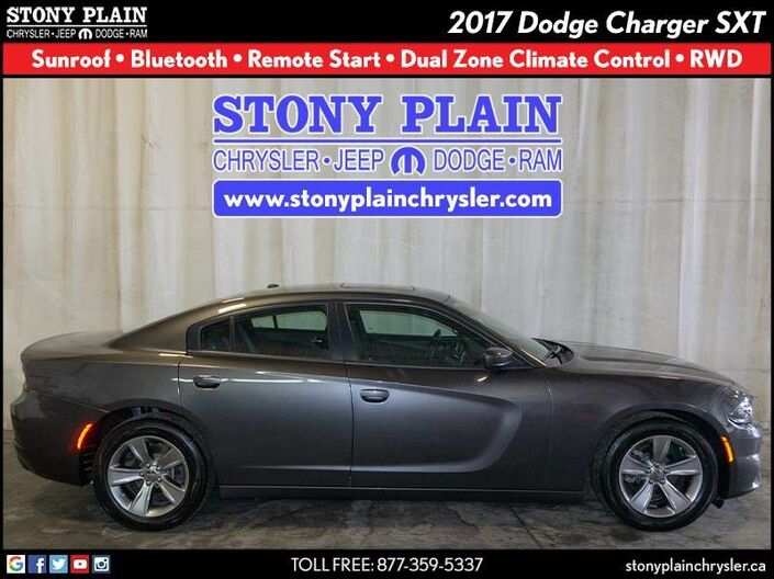 2017 Dodge Charger SXT Stony Plain AB