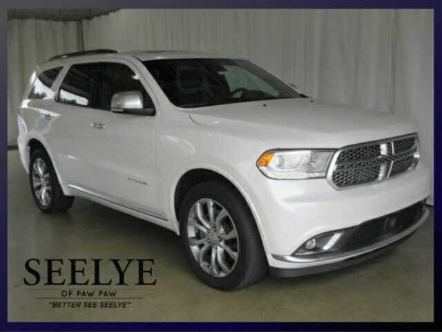 2017 Dodge Durango Citadel Battle Creek MI