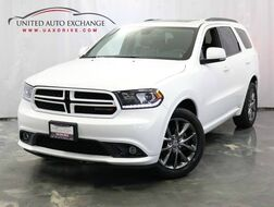 2017_Dodge_Durango_GT / 3.6L V6 24-Valve VVT Engine with ESS / AWD / 3rd Row Seats / Sunroof / Navigation / Bluetooth / Beats Premium Sound System / Push Start + Remote Start_ Addison IL