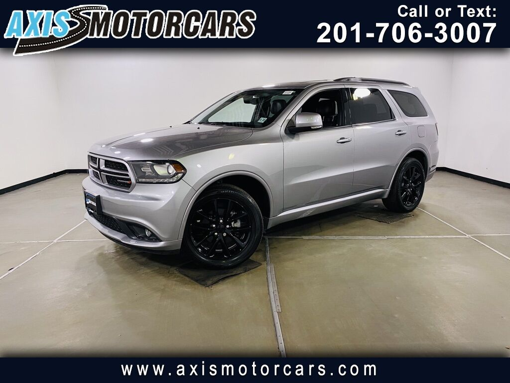 2017 Dodge Durango GT Jersey City NJ