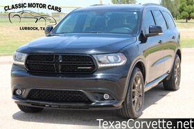 2017_Dodge_Durango_GT_ Lubbock TX