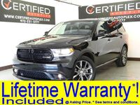 Dodge Durango GT NAVIGATION REAR CAMERA REAR PARKING AID HEATED LEATHER SEATS BLUETOOTH M 2017