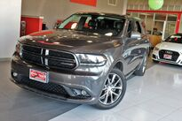 Dodge Durango GT Navigation Backup Camera 1 Owner 2017