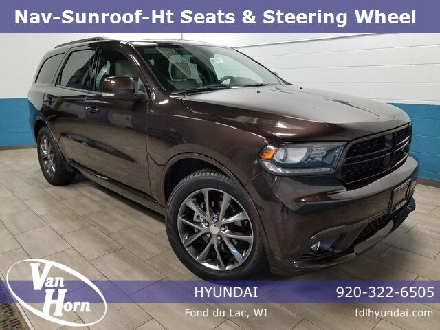 2017 Dodge Durango GT Plymouth WI