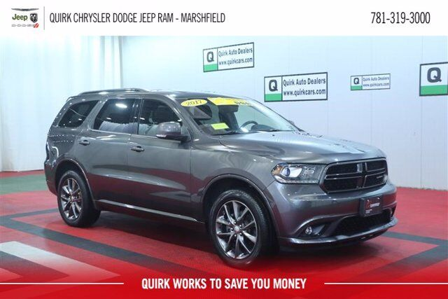 2017 Dodge Durango GT Marshfield MA