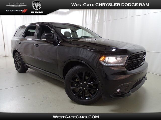 2017 Dodge Durango GT Raleigh NC