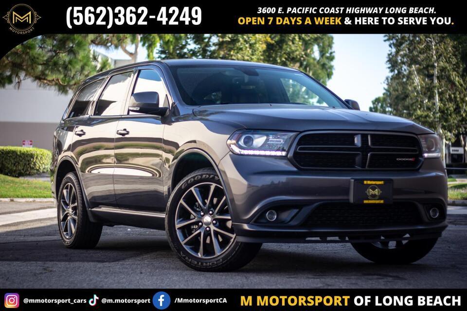 2017_Dodge_Durango_GT Sport Utility 4D_ Long Beach CA