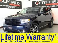 Dodge Durango GT V6 NAVIGATION LEATHER HEATED SEATS REAR CAMERA REAR PARKING AID 2017