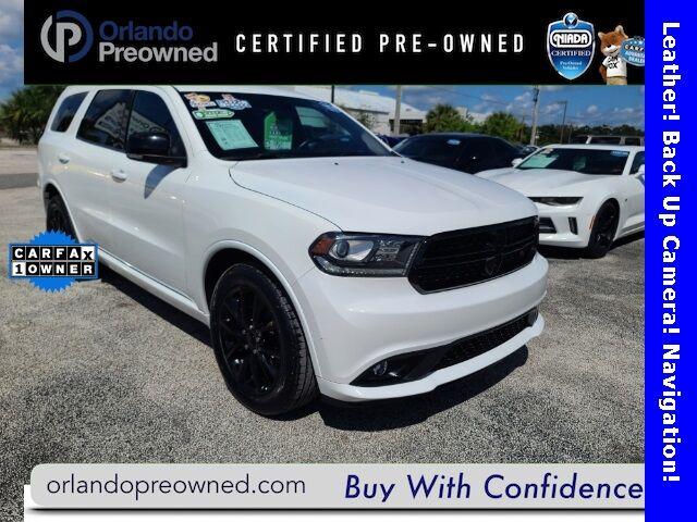 2017 Dodge Durango R/T Orlando FL