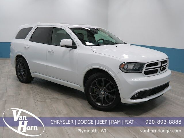 2017 Dodge Durango R/T Plymouth WI
