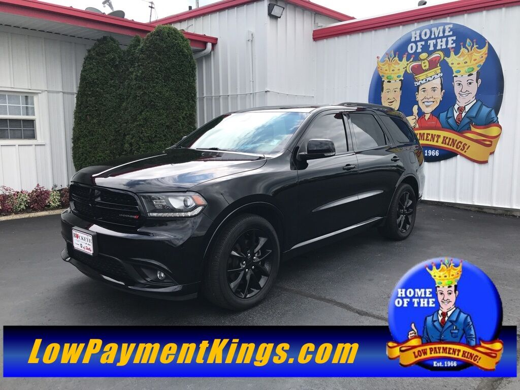 2017 Dodge Durango R/T Shelby OH