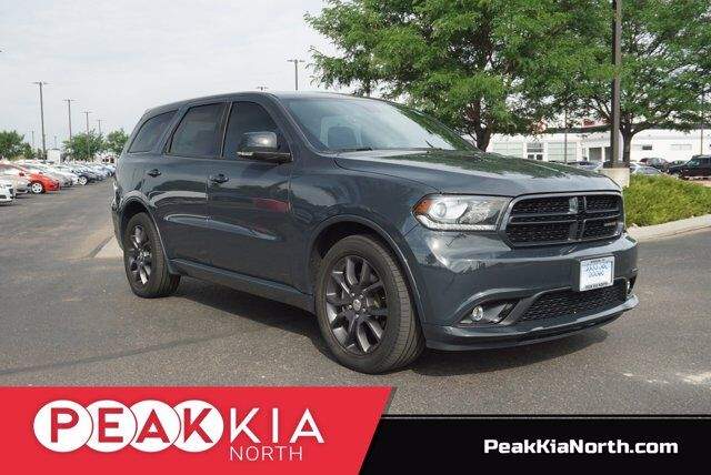 2017 Dodge Durango R/T Windsor CO