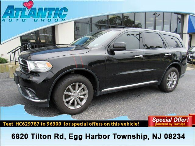 2017 Dodge Durango SXT Egg Harbor Township NJ