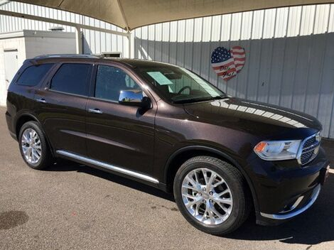 2017_Dodge_Durango_SXT_ Mission TX