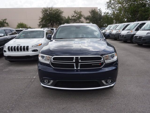 2017 dodge durango sxt miami lakes fl 15401685. Black Bedroom Furniture Sets. Home Design Ideas