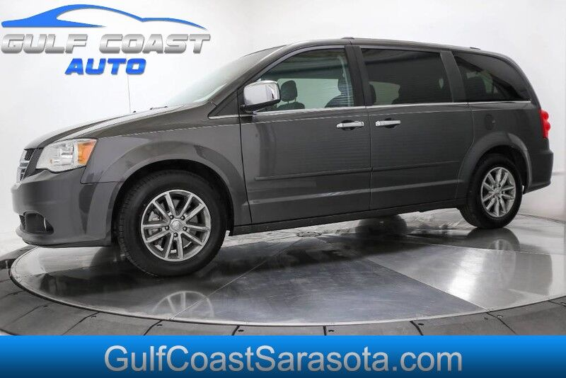 2017 Dodge GRAND CARAVAN SXT STOW&GO COLD AC REAR AC RUNS GREAT Sarasota FL