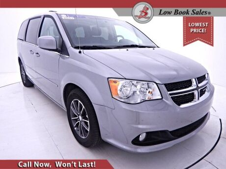 2017 Dodge GRAND CARAVAN SXT Salt Lake City UT