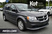 2017 Dodge Grand Caravan 4dr Wgn Canada Value Package. Great family vehicle! No accidents! GPS! Bluetooth!