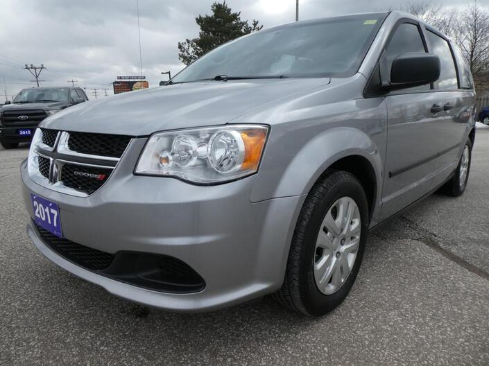 2017 Dodge Grand Caravan Canada Value Package | Cruise Control | 3.6L V6 Essex ON