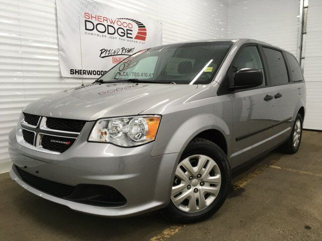 2017 Dodge Grand Caravan Canada Value Package | LOW KM | CLEAN CARFAX