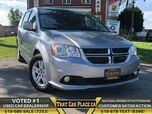 2017 Dodge Grand Caravan Crew-$76Wk-HeatdLeathrSeats&Wheel-DualPowerDoors-Backup