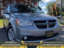 2017_Dodge_Grand Caravan_Crew Plus-$85Wk-7Pass-BackupCam-HeatdLeathrSts-LOWkm_ London ON