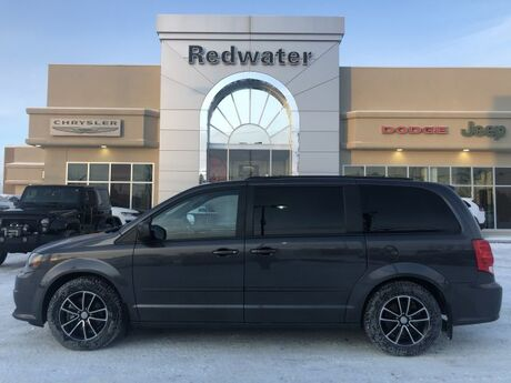 2017 Dodge Grand Caravan GT -  3.6L Engine - DVD - Heated Seats / Steering Wheel Redwater AB