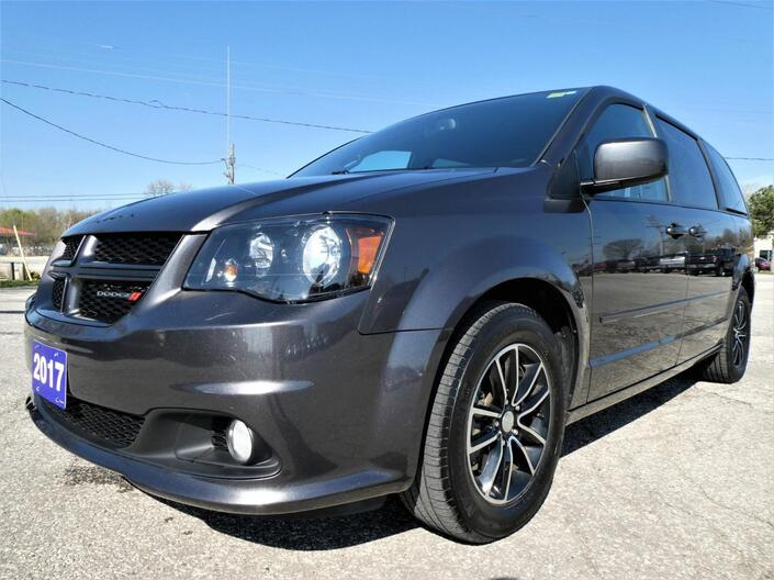 2017 Dodge Grand Caravan GT | Heated Seats | Power Doors | Remote Start Essex ON
