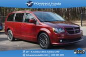 2017 Dodge Grand Caravan GT ** NAVI & LEATHER ** ONE OWNER **