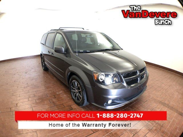 2017 Dodge Grand Caravan GT Akron OH