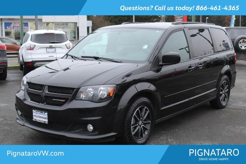 2017 Dodge Grand Caravan GT Everett WA