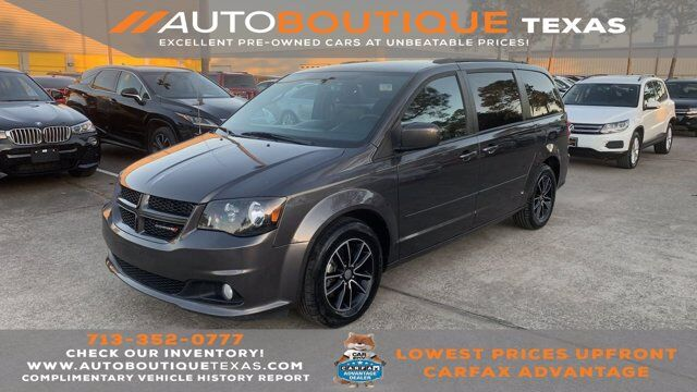 2017 Dodge Grand Caravan GT Houston TX