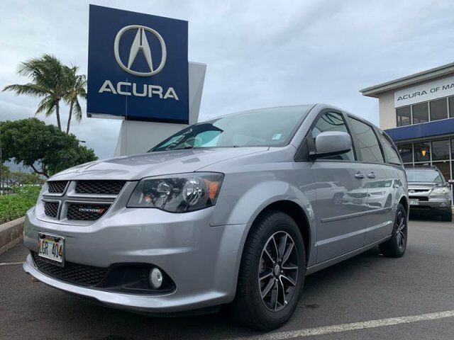 2017 Dodge Grand Caravan GT Kahului HI