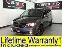 Dodge Grand Caravan GT NAVIGATION REAR CAMERA 2ND ROW CAPTAIN CHAIRS LEATHER HEATED SEATS BLUET 2017