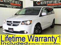 Dodge Grand Caravan GT V6 LEATHER HEATED SEATS CAPTAIN CHAIRS 3RD ROW SEAT REAR CAMERA BLUETOOT 2017