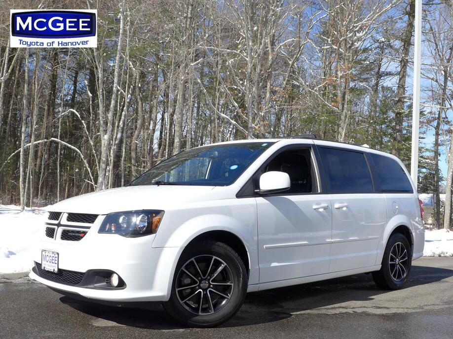 2017_Dodge_Grand Caravan_GT Wagon_ Hanover MA