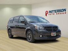 2017_Dodge_Grand Caravan_GT***ONE OWNER***CLEAN CARFAX***LEATHER***NAVIGATION***CAPTAINS_ Wichita Falls TX