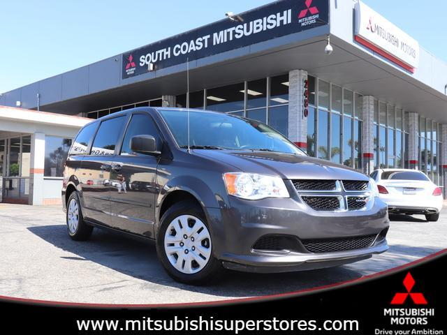 2017 Dodge Grand Caravan SE Costa Mesa CA