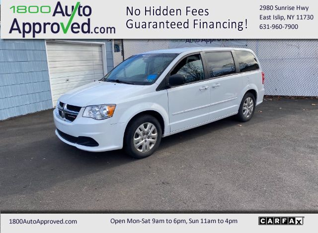 2017 Dodge Grand Caravan SE East Islip NY
