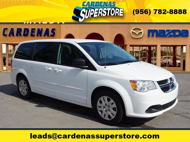 2017 Dodge Grand Caravan SE Harlingen TX