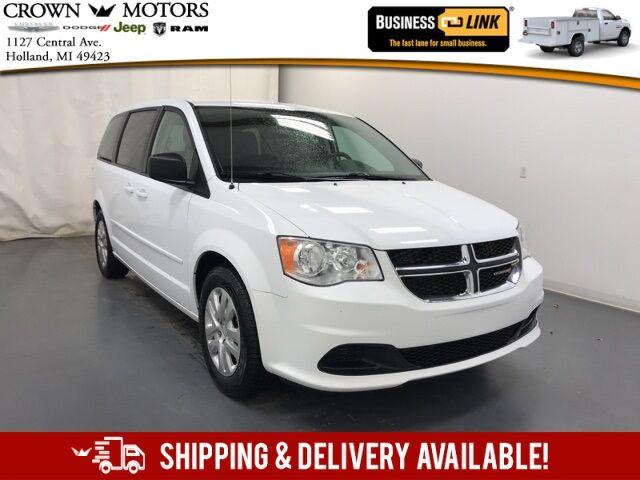 2017 Dodge Grand Caravan SE Holland MI