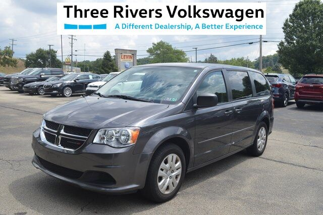2017 Dodge Grand Caravan SE Pittsburgh PA
