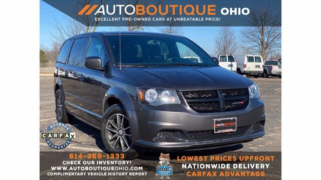 2017 Dodge Grand Caravan SE Plus Columbus OH
