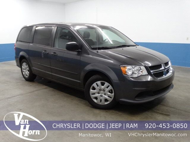 2017 Dodge Grand Caravan SE Plymouth WI