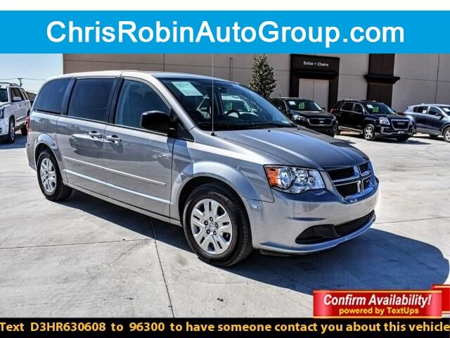 2017 Dodge Grand Caravan SE WAGON Midland TX