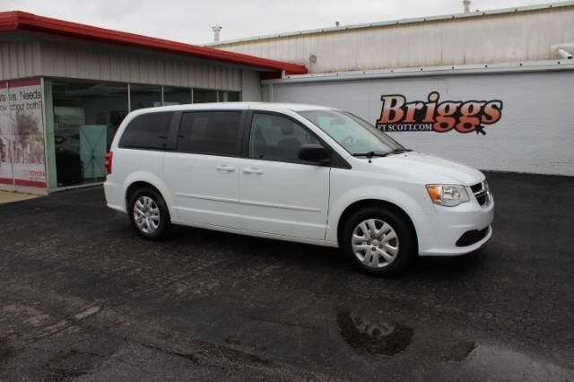 2017 Dodge Grand Caravan SE Wagon Fort Scott KS