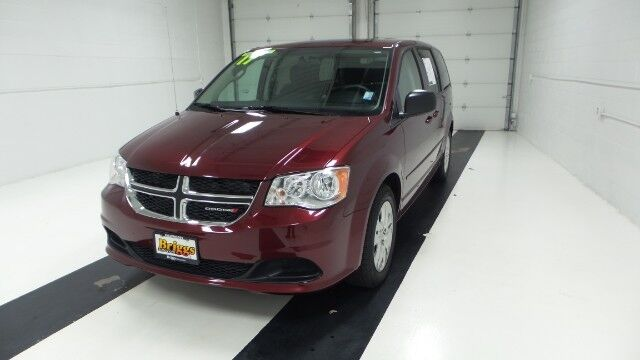 2017 Dodge Grand Caravan SE Wagon Topeka KS